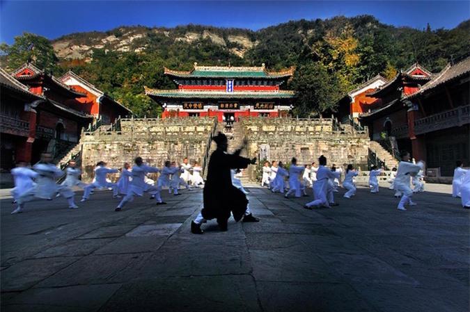 Những vùng đất nổi danh của võ lâm Trung Quốc