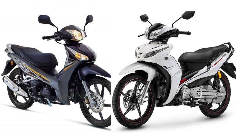 Các độc giả có ý kiến trái chiều về việc chọn mua xe số Honda hay Yamaha trong tầm giá 30 triệu đồng.