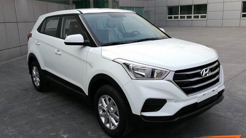 Hyundai Creta 2018 lộ diện đầy bất ngờ. Đối thủ ngang tầm với Chevrolet Trax và Suzuki Vitara đã xuất hiện phiên bản cải tiến, dự kiến có thể về Việt Nam trong tương lai gần. (CHI TIẾT)