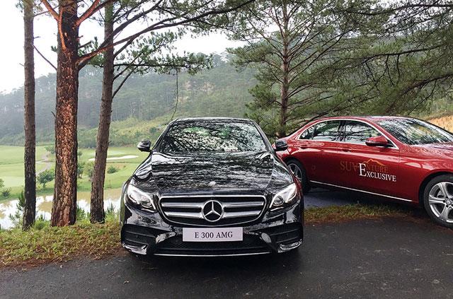 Mercedes-Benz lắp ráp E300 AMG, rẻ hơn bản nhập khẩu 280 triệu đồng. Mức chênh lệch về giá bán lên tới 280 triệu đồng là sự khác biệt giữa việc lắp ráp trong nước và nhập khẩu nguyên chiếc đối với mẫu sedan hạng sang Mercedes-Benz E300 AMG. (CHI TIẾT)