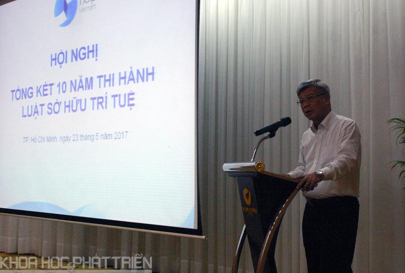 Thứ trưởng Trần Việt Thanh phát biểu tại Hội nghị