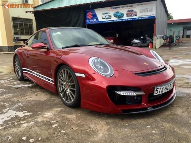 Porsche 911 Carrera Techart Gi 225 2 65 Tỷ Tại Việt Nam