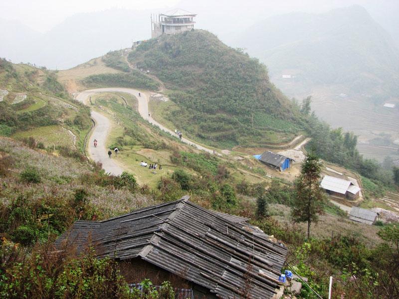 Đây là điểm tham quan hấp dẫn của du lịch Sa Pa nói riêng và Lào Cai nói chung. Ảnh: Wikipedia.