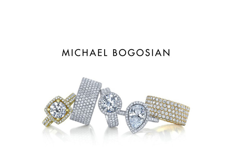 6. Michael B. Thương hiệu trang sức được Michael Bogosian và vợ của anh là Christine thành lập năm 1972 tại thành phố Los Angeles, Mỹ.