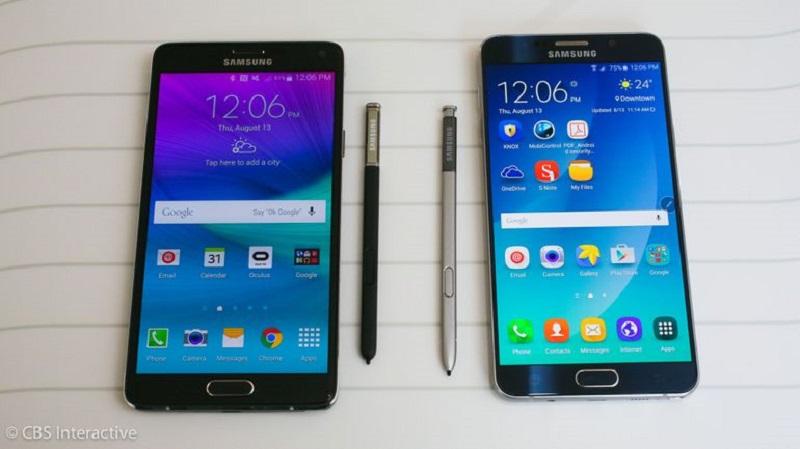 Galaxy Note 5 chào tháng 6 với màn giảm giá sốc.