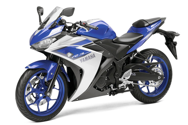 Bảng giá xe Yamaha tháng 6/2017: YZF-R3 giảm giá 16 triệu đồng. Nhằm giúp quý độc giả tiện tham khảo trước khi mua xe, Khoa học & Phát triển xin đăng tải bảng giá xe máy Yamaha tháng 6/2017. Mức giá này đã bao gồm thuế VAT. (CHI TIẾT)