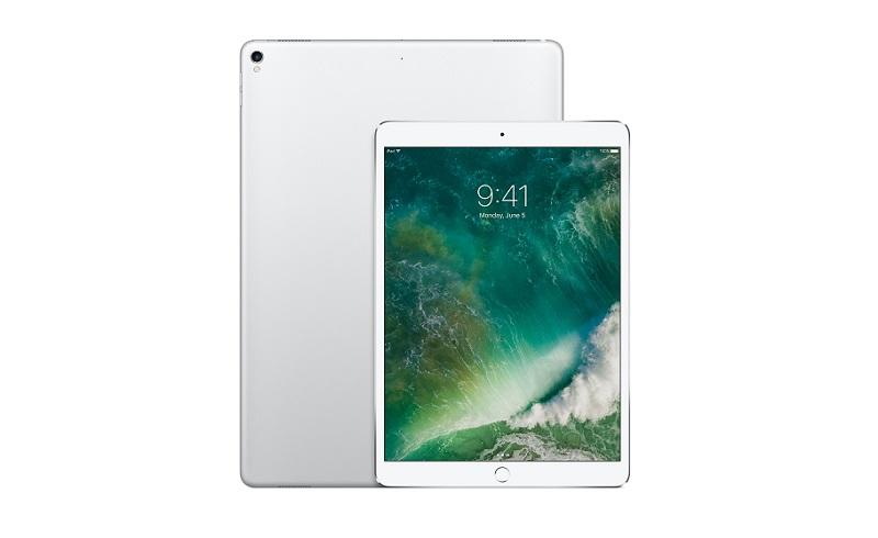 iPad Pro thế hệ mới vừa ra mắt tại WWDC 2017 với phiên bản 10,5 inch và 12,9 inch.