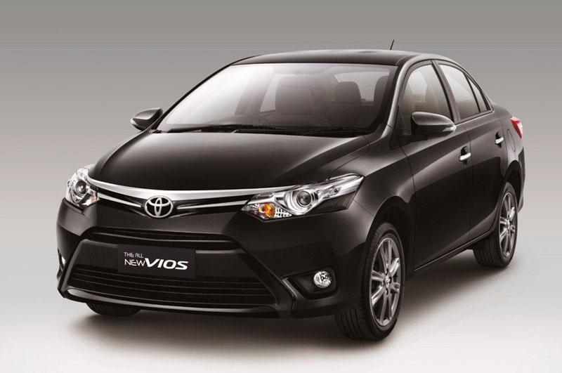 Toyota Vios chính là mẫu ôtô bán chạy nhất tại Việt Nam trong tháng 5.