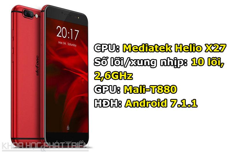 Giá bán của Ulefone Gemini Pro là 299 USD (tương đương 6,78 triệu đồng) nhưng hiện đang được giảm giá còn 260 USD (5,89 triệu đồng).