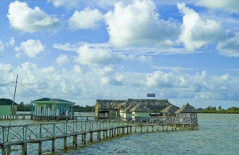 Theo truyền thuyết dân gian, cái tên Thị Tường là tên của Bà Tường, một trong những người đầu tiên đi khai phá vùng đất Cà Mau. Ảnh: Hải Anthony.
