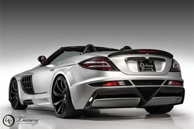 Mercedes SLR McLaren 4.