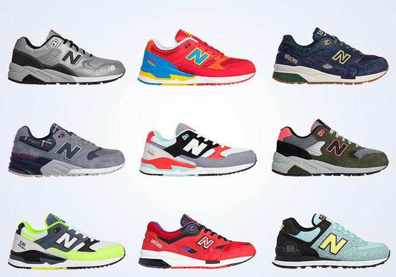 """10. New Balance. Công ty chuyên sản xuất giày có trụ sở tại Brighton bang, Massachusetts, Mỹ. New Balance được thành lập vào năm 1906 với tên """"New Balance Arch Support Company"""" và là một trong những nhà sản xuất giày dép thể thao lớn của thế giới."""