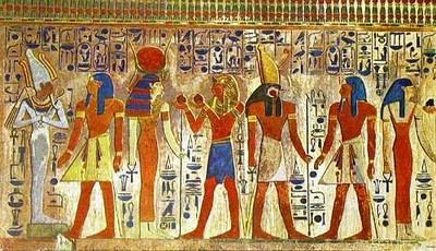 Người cổ đại thuộc những nền văn minh khác nhau có những quan niệm cuồng tín đầy bất ngờ. Ví dụ như người Ai Cập cổ đại viết những phép thuật vào một cuốn sách giấy cói có niên đại cách đây khoảng 1.700 năm để kêu gọi các thế lực siêu nhiên giúp họ có tình yêu, tình dục và quyền lực.