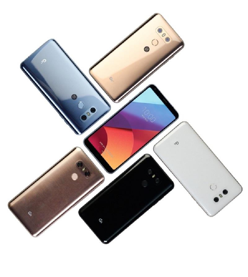 LG giới thiệu phiên bản G6 mới với dung lượng bộ nhớ mở rộng