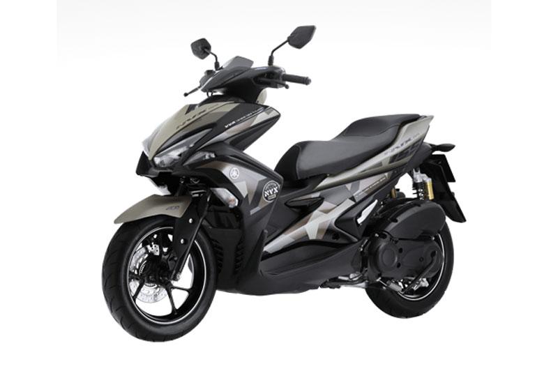 Yamaha NVX 155 Camo.