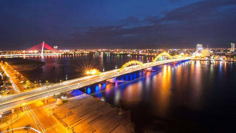 Đây là điểm đến của nhiều du khách khi ghé thăm Đà Nẵng. Ảnh: Khan G Nguyên