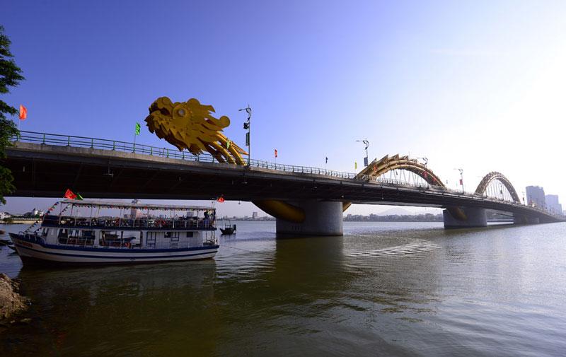Kinh phí xây cầu gần 1,5 nghìn tỷ đồng. Ảnh: Zing.