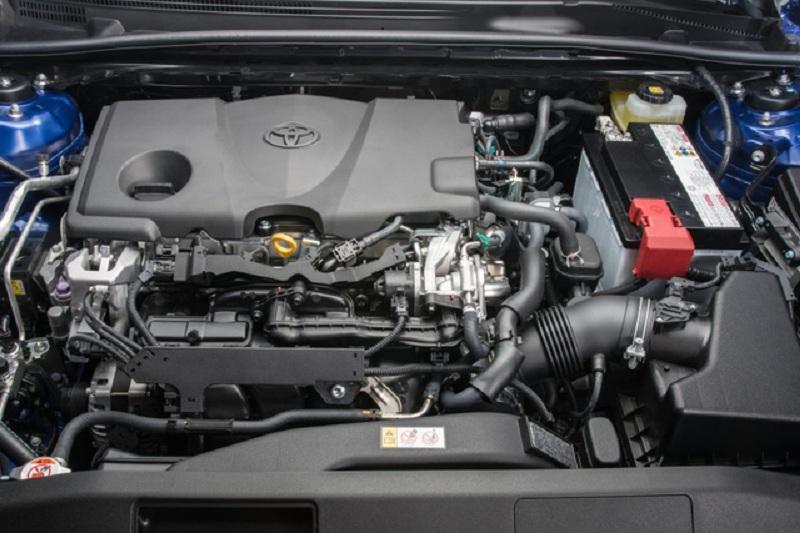 Động cơ Dynamic Force I4 2.5L VVT-iE.