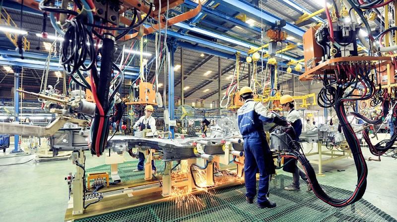 Phó Thủ tướng chỉ đạo, cần tập trung đẩy mạnh phát triển công nghiệp ôtô trở thành ngành công nghiệp chủ lực.