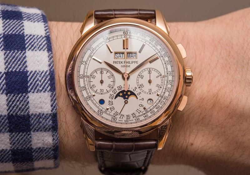 Nhà sản xuất đồng hồ đeo tay và đồng hồ bỏ