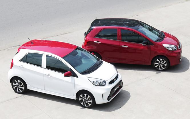 KIA Morning giảm giá bán 'đấu' Huyndai Grand i10 vừa ra mắt. Cùng thời điểm Hyundai Thành Công tung Grand i10 thế hệ mới ra thị trường Việt Nam, Trường Hải (THACO) ngay lập tức công bố chương trình giảm giá bán cho 5 phiên bản của KIA Morning. (CHI TIẾT)
