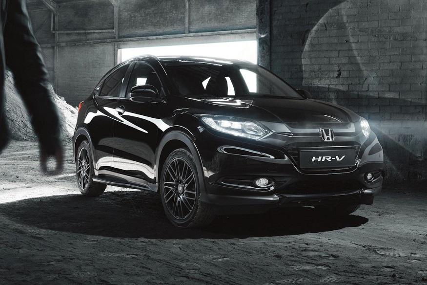 Honda HR-V Black Edition trình làng. Honda vừa giới thiệu phiên bản HR-V Black Edition tại thị trường Anh với mức giá từ 32.425 USD (tương đương 25.000 Bảng). (CHI TIẾT)