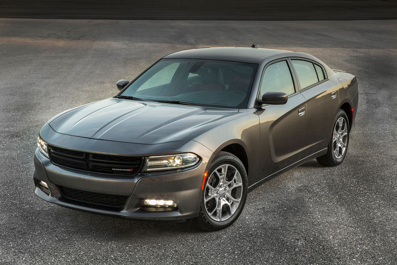 8. Dodge Charger 2017.