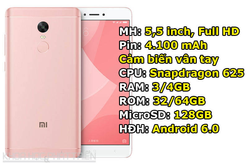 10. Xiaomi Redmi Note 4X.