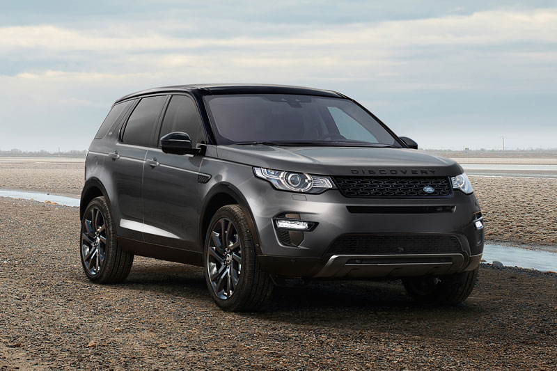 9. Land Rover Discovery Sport.