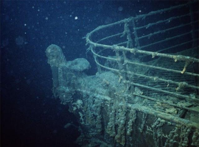 Loat anh lan dau tien phat hien tau dam Titanic nam 1985-Hinh-10
