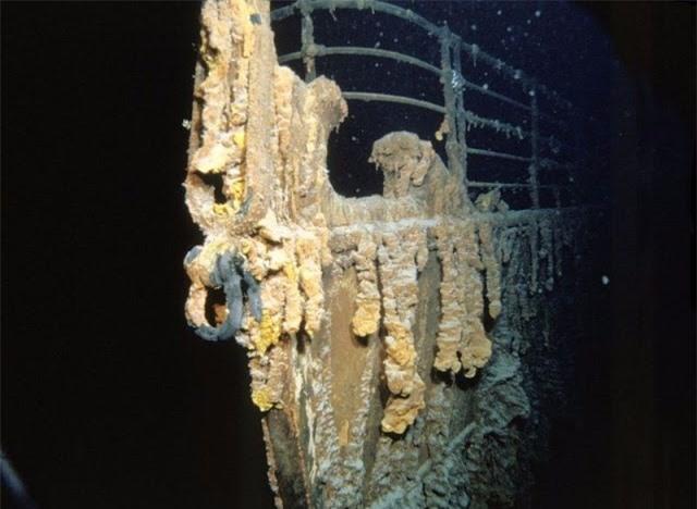 Loat anh lan dau tien phat hien tau dam Titanic nam 1985-Hinh-2