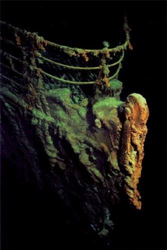 Loat anh lan dau tien phat hien tau dam Titanic nam 1985-Hinh-4