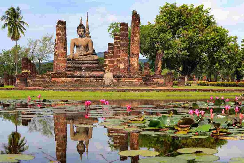 4. Thái Lan. Dân số: 68.297.547 người.