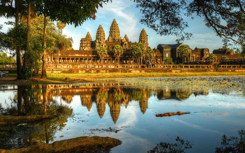 7. Campuchia. Dân số: 16.076.370 người.