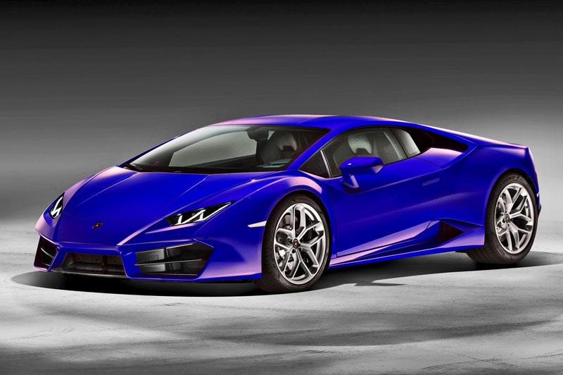 9. Lamborghini Huracan.