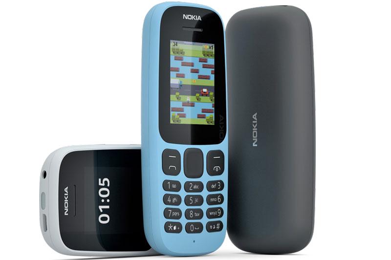 Nokia 105 2017.