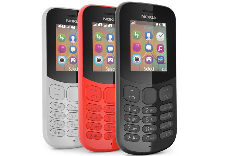 Nokia 130 2017.