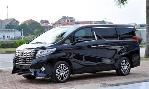 Toyota chuẩn bị phân phối mẫu xe hoàn toàn mới ở Việt Nam. Mẫu MPV sẽ ra mắt tại triển lãm vào tháng 8 tới, nhập khẩu từ Nhật Bản và bán ra từ đầu 2018. (CHI TIẾT)