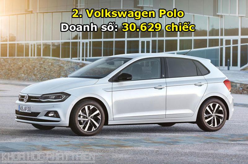 2. Volkswagen Polo.