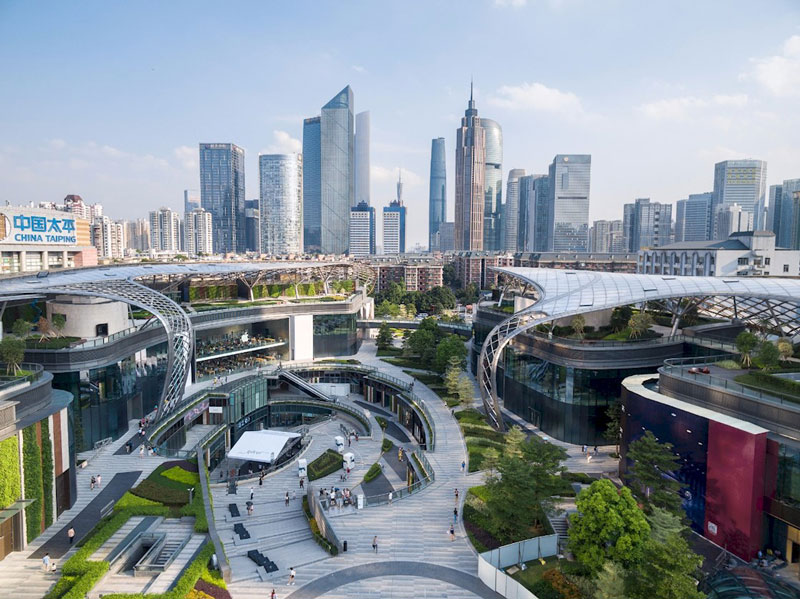 7. Thành phố Quảng Châu, Trung Quốc. Tổng số tòa nhà chọc trời: 79.