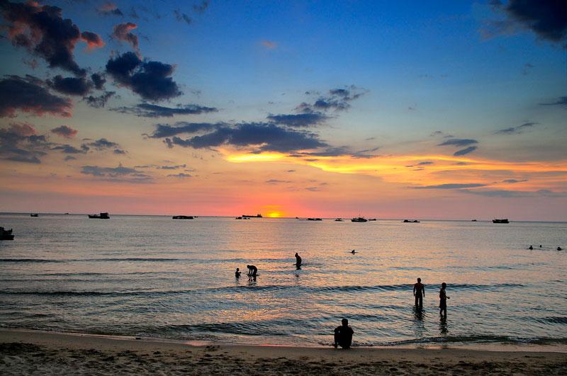 Đảo Phú Quốc cùng với các đảo khác tạo thành huyện đảo Phú Quốc trực thuộc tỉnh Kiên Giang. Ảnh: Diem Dang Dung.
