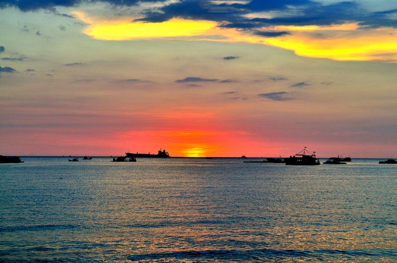 Đảo Phú Quốc là hòn đảo lớn nhất của Việt Nam, cũng là đảo lớn nhất trong quần thể 22 đảo tại đây, nằm trong vịnh Thái Lan. Ảnh: Diem Dang Dung.