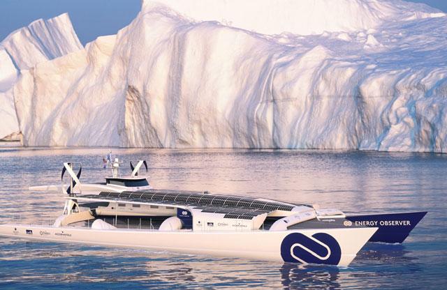 Tàu Energy Observerand.