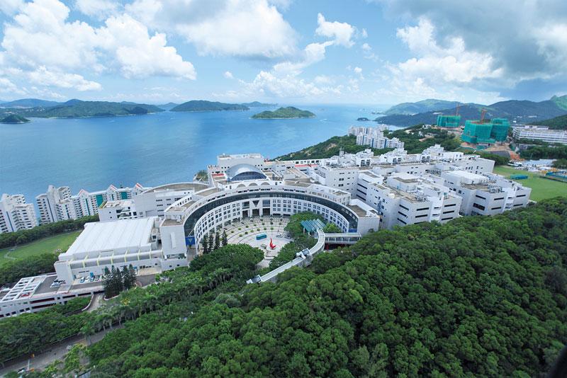 6. Đại học Khoa học và Công nghệ Hồng Kông (HKUST). Được thành lập năm 1991 ở phía Nam Hồng Kông (Trung Quốc). Diện tích 60 hécta. HKUST đào tạo các chuyên ngành kinh doanh và quản lý, kỹ thuật, khoa học và nhân văn, khoa học xã hội. HKUST luôn nằm trong top 3 trường đại học hàng đầu Hồng Kông.