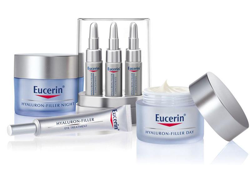 7. Eucerin. Nhãn hàng chăm sóc da của tập đoàn Beiersdorf AG. Với hơn 100 năm kinh nghiệm chăm sóc da, Eucerin cung cấp giải pháp chuyên nghiệp cho các vấn đề thường gặp của da giúp cho làn da khỏe mạnh, đầy sức sống.