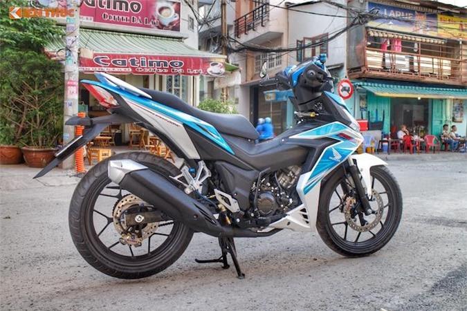 "Honda Winner 150 ""do khung"" voi 60 trieu tai Sai Gon-Hinh-8"