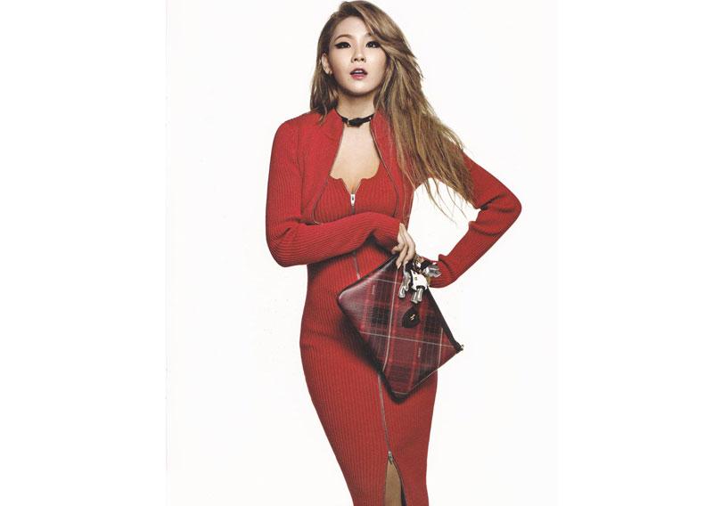 6. CL (Lee Chae-rin). Đây là nữ ca sĩ, nhạc sĩ và rapper người Hàn Quốc. Mỹ nhân 26 tuổi là cựu thành viên của nhóm nhạc nữ 2NE1 được thành lập bởi YG (từ năm 2009 - 2016).