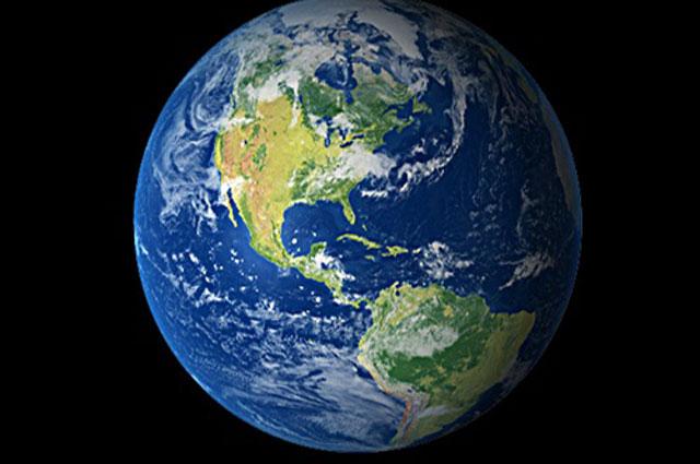 Độ tuổi của Trái Đất ước tính khoảng 4,5-4,6 tỷ năm. Ảnh: NASA.