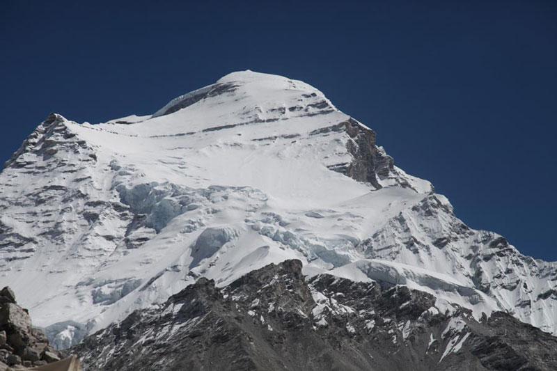 6. Núi Cho Oyu (Trung Quốc và Nepal). Chiều cao: 8.201m.