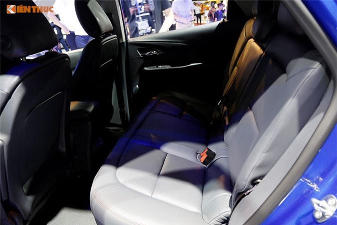 Can canh oto dien gia re Chevrolet Bolt EV tai Viet Nam-Hinh-10